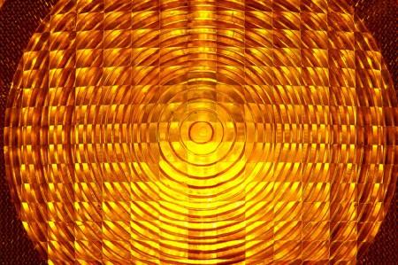 ampel mit der farbe gelb von freepics